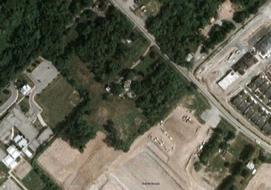 1 Acre of Unimproved Residentially Zoned Property - Before