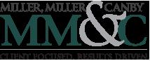 Miller, Miller & Canby logo