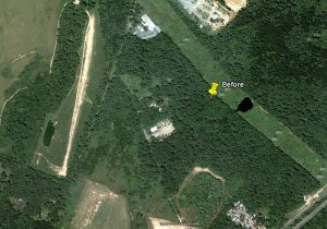 9.6003 Acres Unimproved Industrial Zoned Property - After