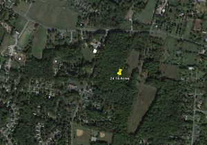 24.74 Acres Undeveloped Residential Property - after