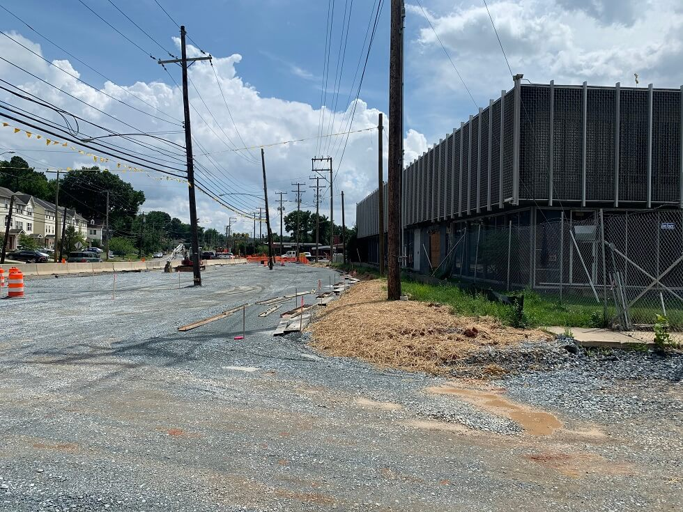 Partial Takings for Road Widening - Howard County
