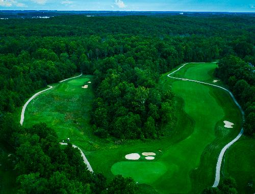 Golf course in Prince George's County