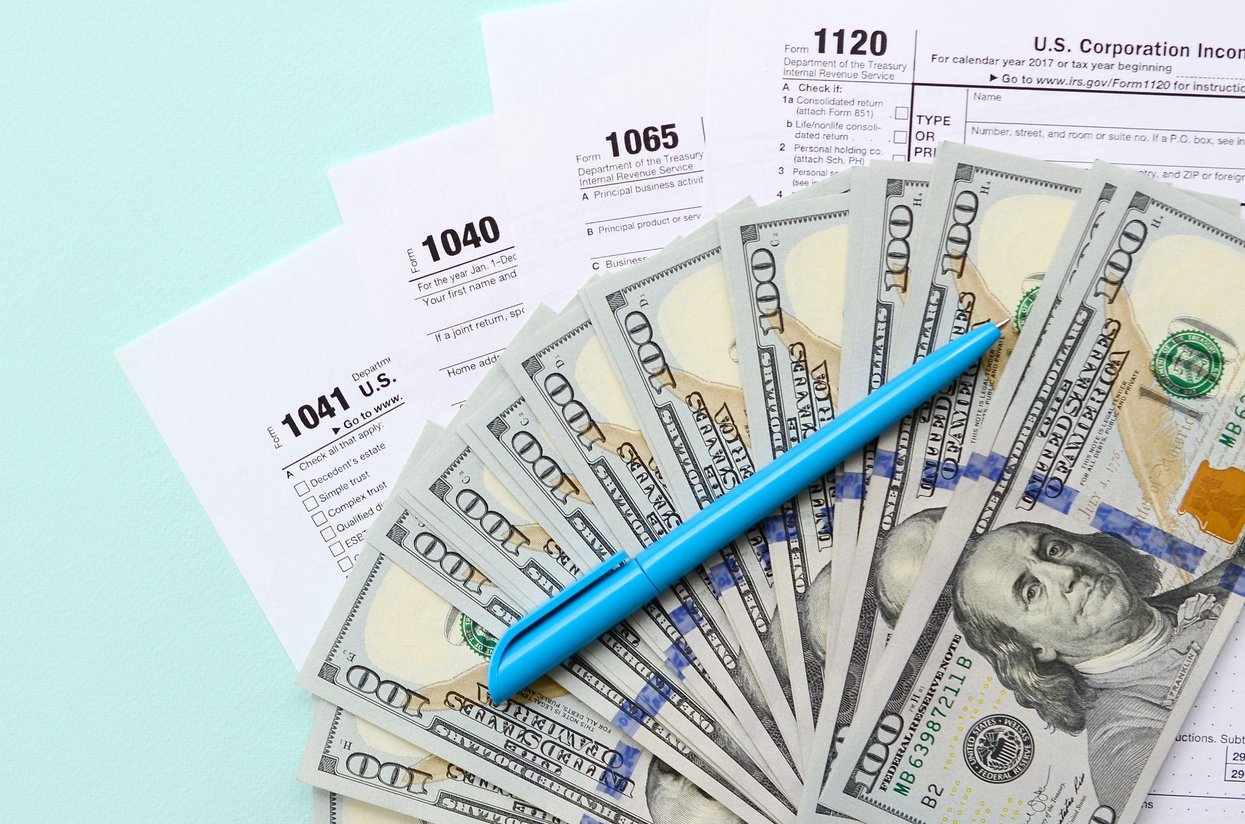 Trust tax obligation